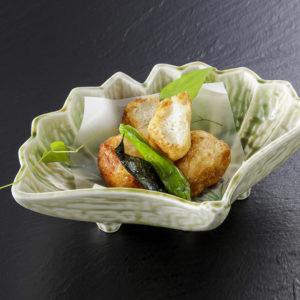 大和芋のプヨプヨ揚げ